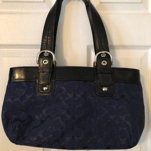 Coach Bags - Coach handbag with wristlet